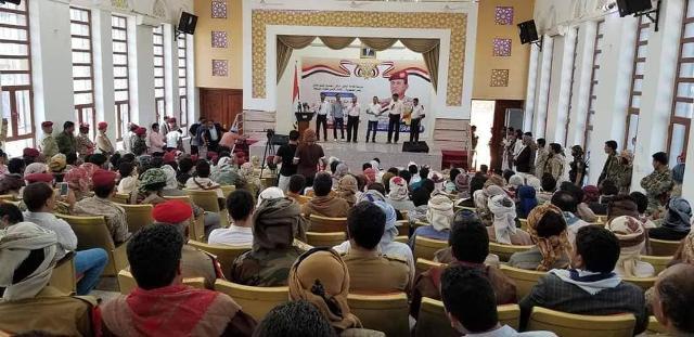 مأرب .. الدفاع تحيي ذكرى استشهاد الفريق الركن عبد الرب الشدادي