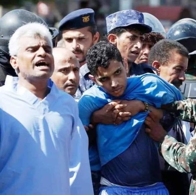 هذا ما كان يخشاه الحوثيون من سقوط الطفل التهامي امام الكاميرات اثناء الإعدام