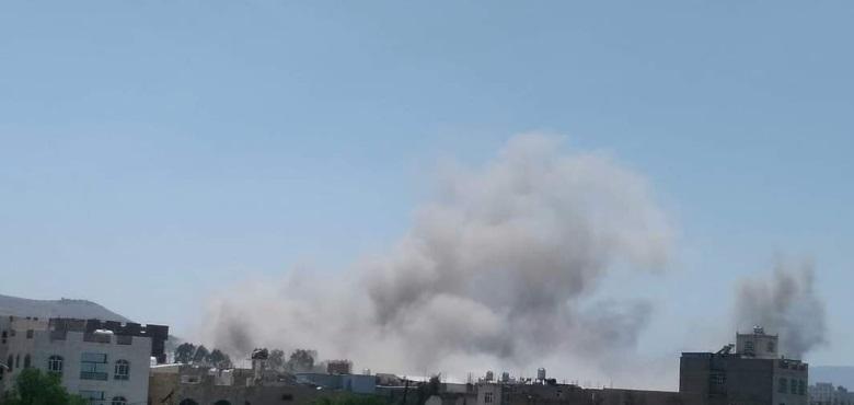 رد عاجل من التحالف على ميليشيا الحوثي يهز صنعاء بقوة